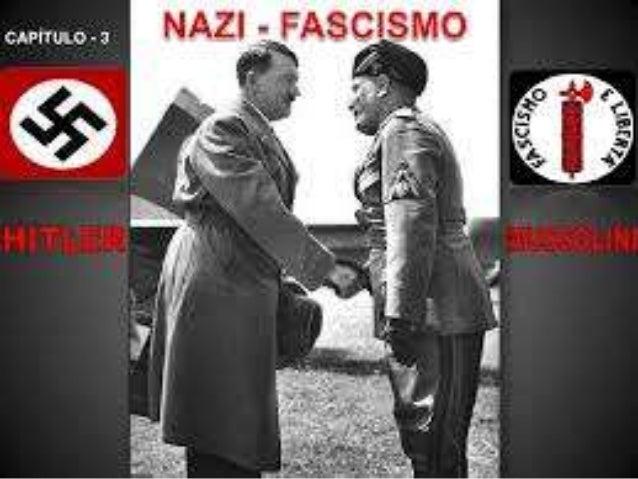 Nazifascismo Cotil/Unicamp Prof. Kelly Carvalho