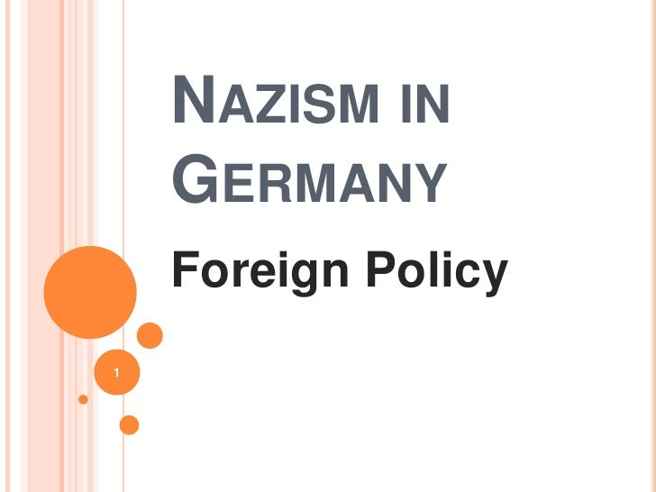 hitlers foreign policies An introduction to some of his policies and an exploration of to how to answer an aqa source question.