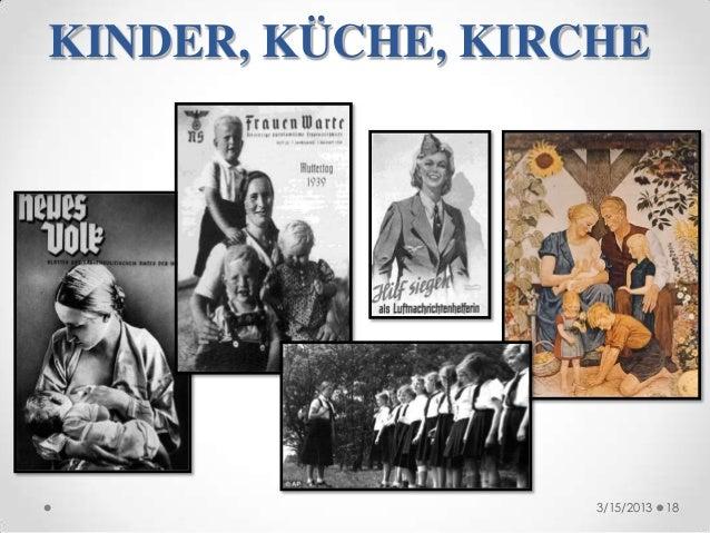 Thereu0027s More Than A Little Of The Third Reichu0027s U201cKinder, Kirche, Kucheu201d ...