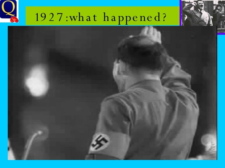 1927:what happened?  Rally footage