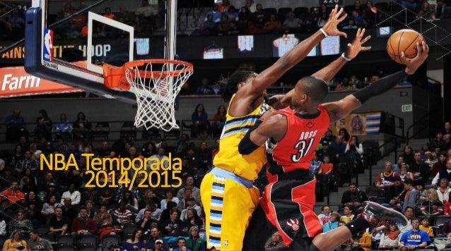 NBA Temporada 2014/2015