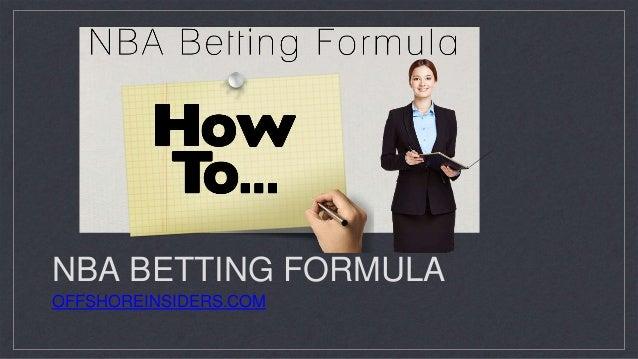 Nba betting formula hellenic bank ltd nicosia betting