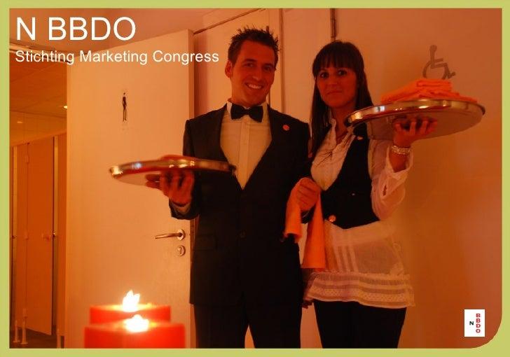 N BBDO Stichting Marketing Congress