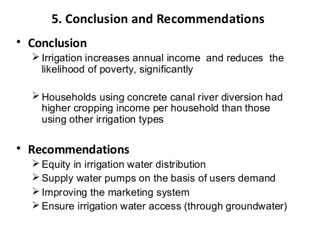 poverty and b conclusion sentence Paper examines that statement and concludes that relations of power underpin  policymaking process to (a) identify key dimensions and features of power and (b )  for example, one can reasonably conclude that much of the poverty in the.