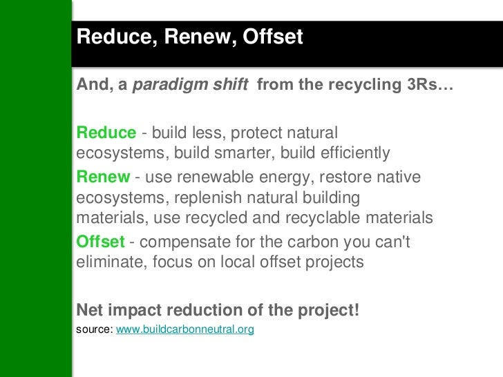 Existing Carbon Neutral/Zero Energy Buildings The list on http://zeb.buildinggreen.com/ has not grown in 2 years.