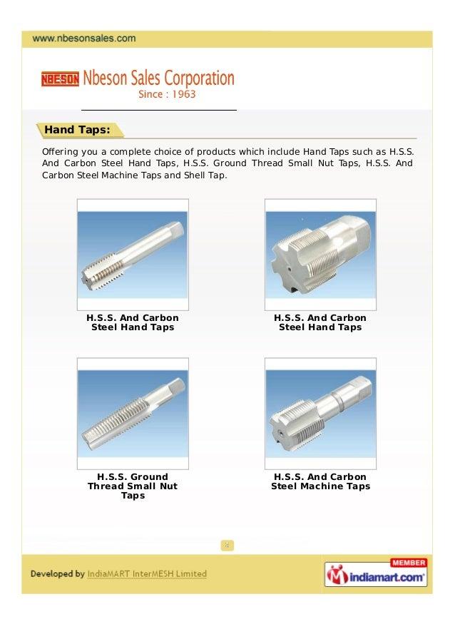 Nbeson Sales Corporation, Ludhiana ,  Aallied accessories Slide 3