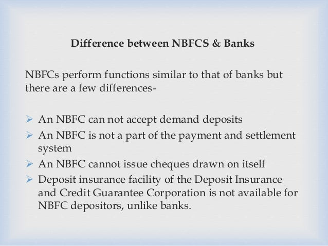 Demonetization of Currency a Curse for NBFCs or blessing in disguise !!!!!!!!!!!!!