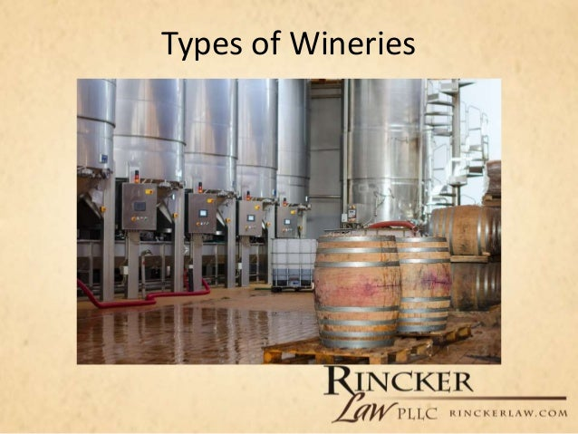 Wine & Vineyard Law: Federal and New York State Licenses