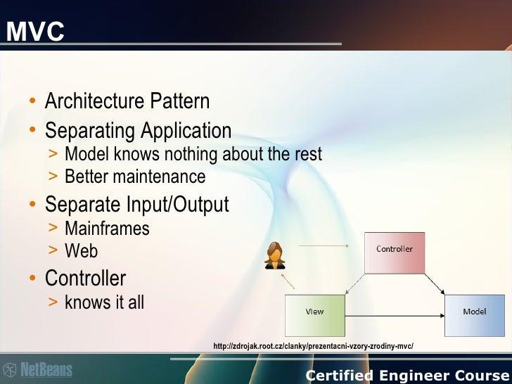 MVC/DCI in NetBeans by  Jaroslav Tulach Slide 3