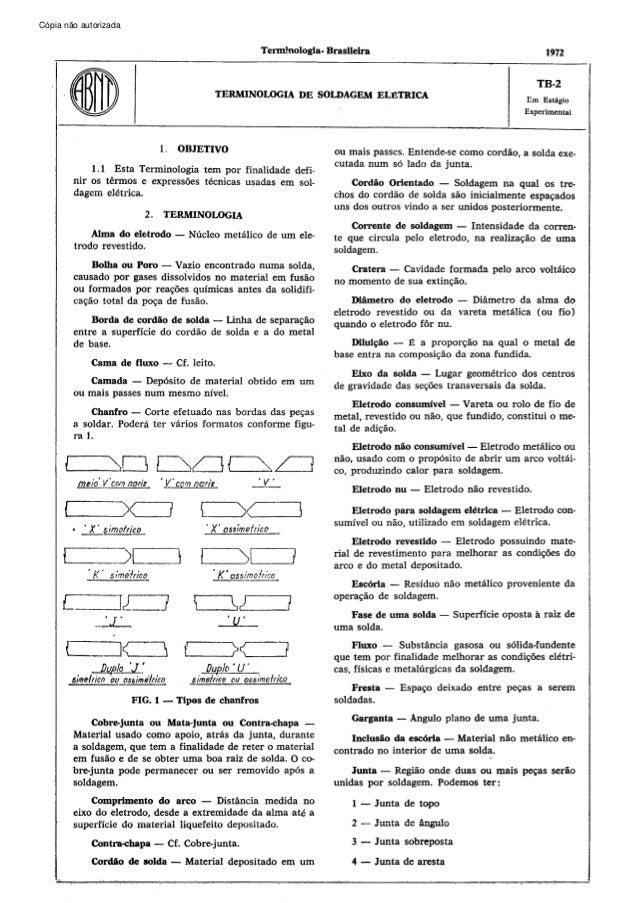 Cópia não autorizada  C6pia  impressa  pelo Sistema  CENWIN Terminologia.  Brasileira  1972 TB-2  TERMINOLOGIA  1.  DE SOL...