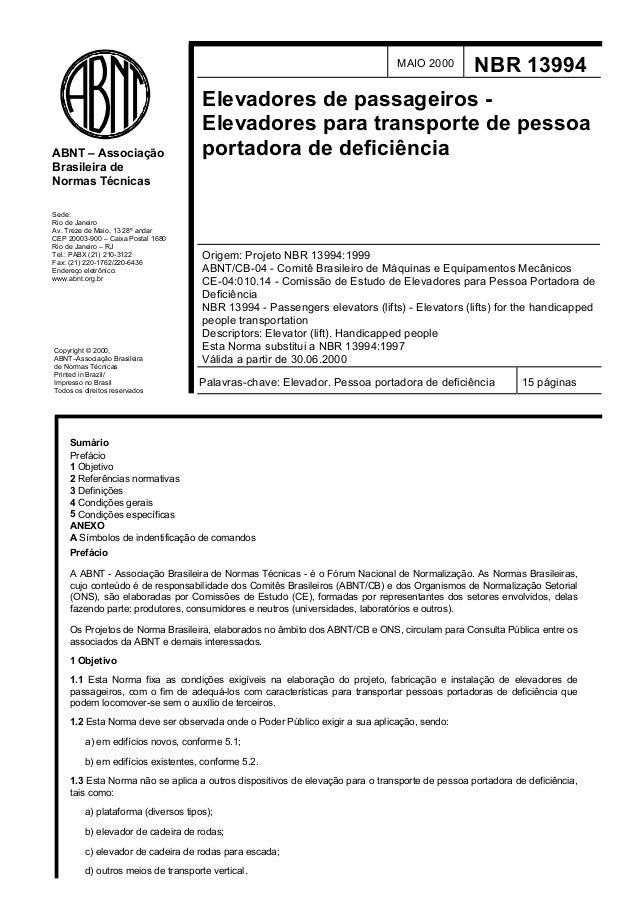 Sede:Rio de JaneiroAv. Treze de Maio, 13 28º andarCEP 20003-900 – Caixa Postal 1680Rio de Janeiro – RJTel.: PABX (21) 210-...