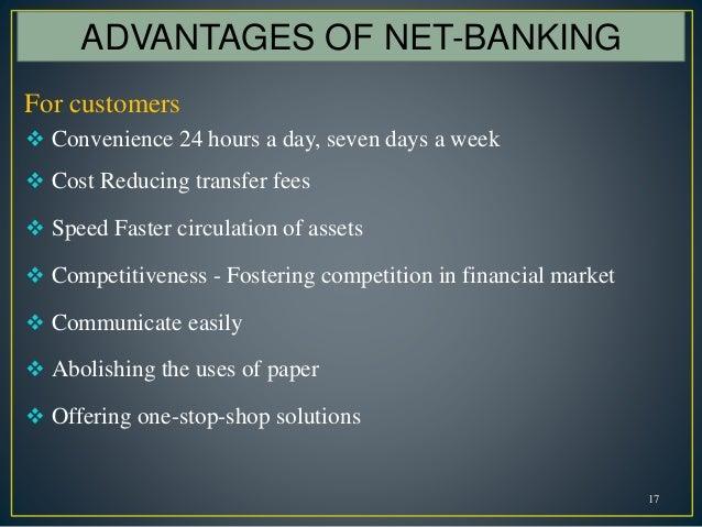 Internet banking ppt internet banking 17 toneelgroepblik Gallery