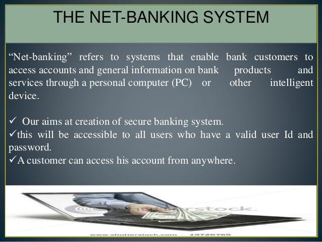 Internet Banking PPT Slide 3