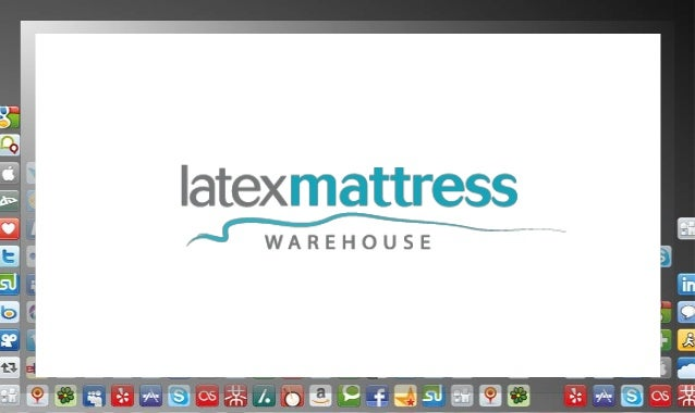 CLIENTLatex Mattress Warehouse is anAustralian owned businesscommitted to supplying highquality mattresses, bed furniturea...