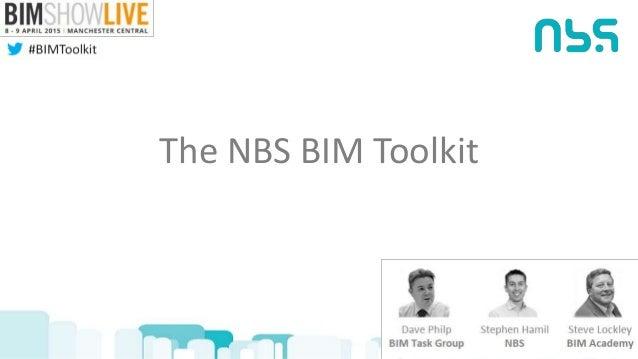 The NBS BIM Toolkit