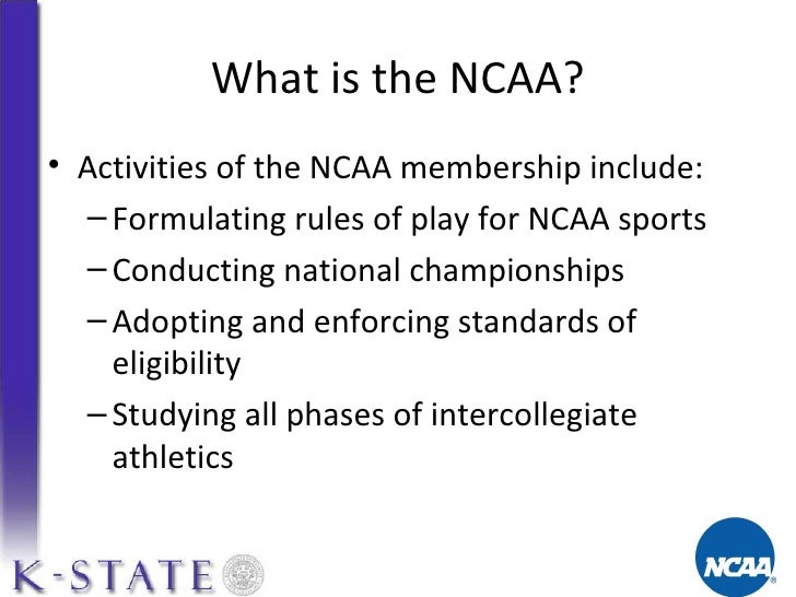 ncaa certification