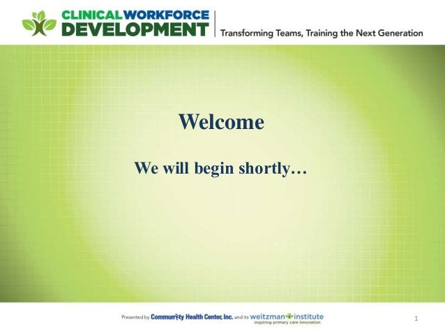 Free Webinar December 16th Developing >> Clinical Workforce Development Nca Informational Webinar