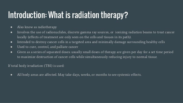 Radionuclide (Isotope) Scan | Patient