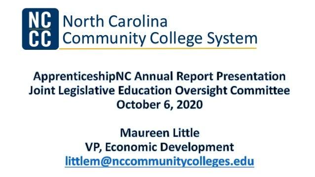 North Carolina Community College System