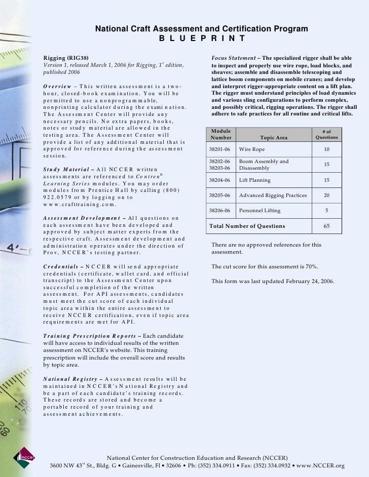 nccer rigging study guide daily instruction manual guides u2022 rh testingwordpress co