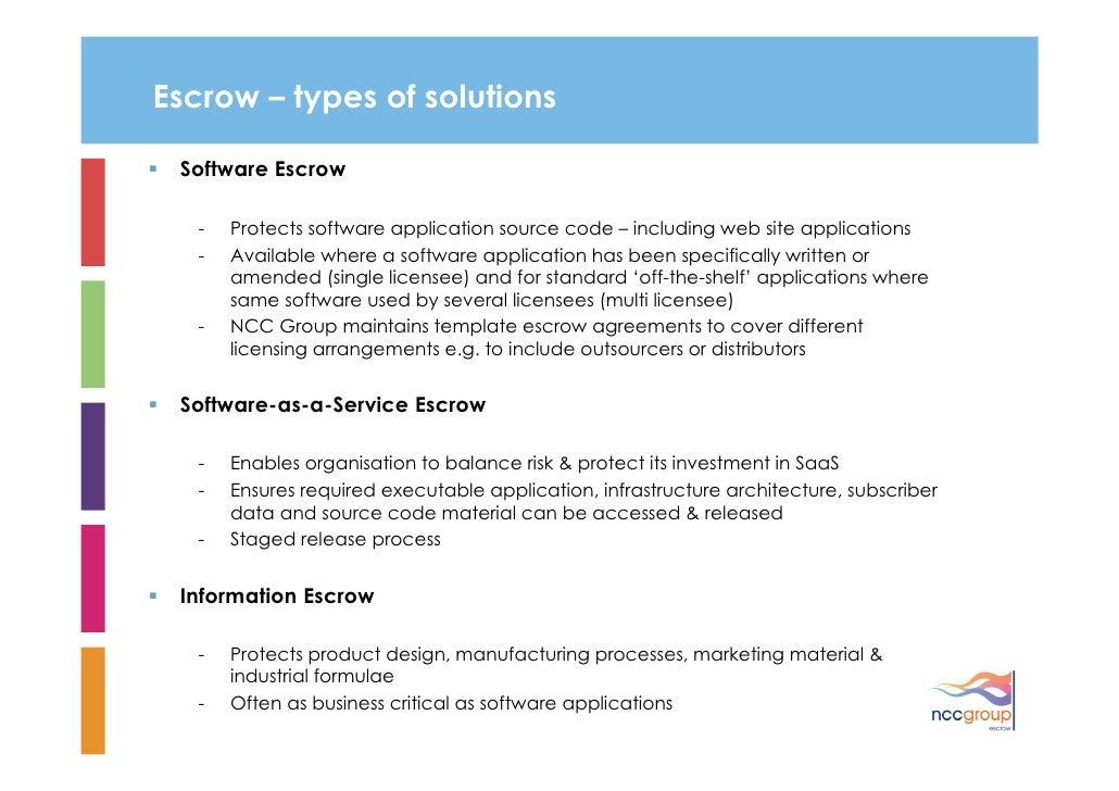 Source Code Escrow Uk  New The Best Code Of