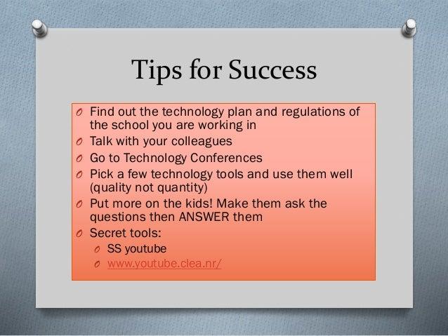 Ncc technology presentation 2014