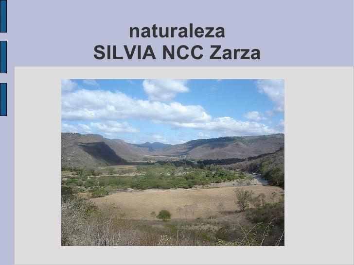 naturaleza SILVIA NCC Zarza