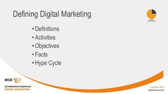 Introduction to Digital Marketing - 2015 Slide 3