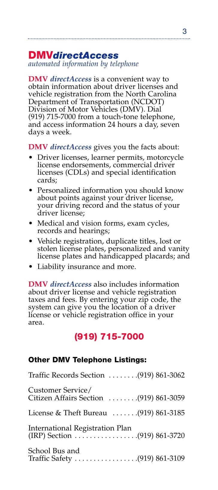 nc commercial driver license points