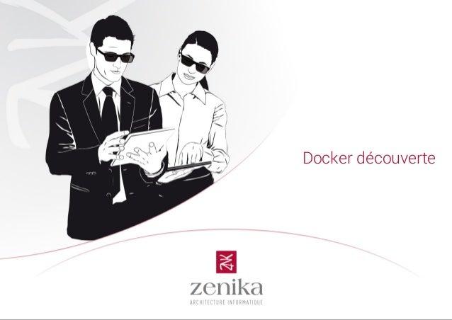 Docker découverte