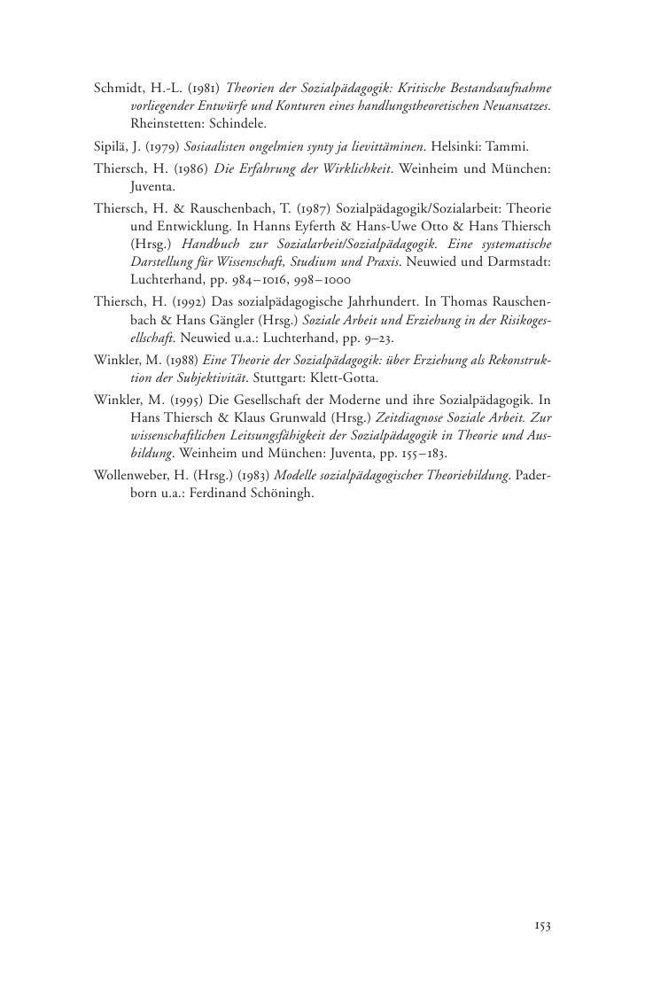 Ncercc socialpedagogybook chap09 for Sozialpadagogik nc