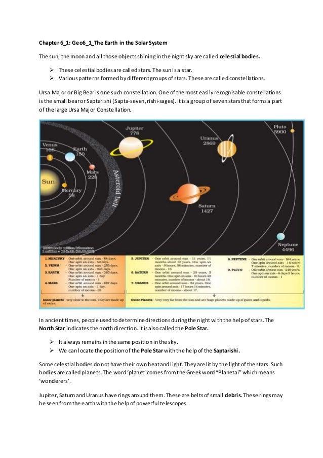 solar system upsc - photo #23