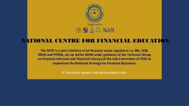 NCFE Way Forward