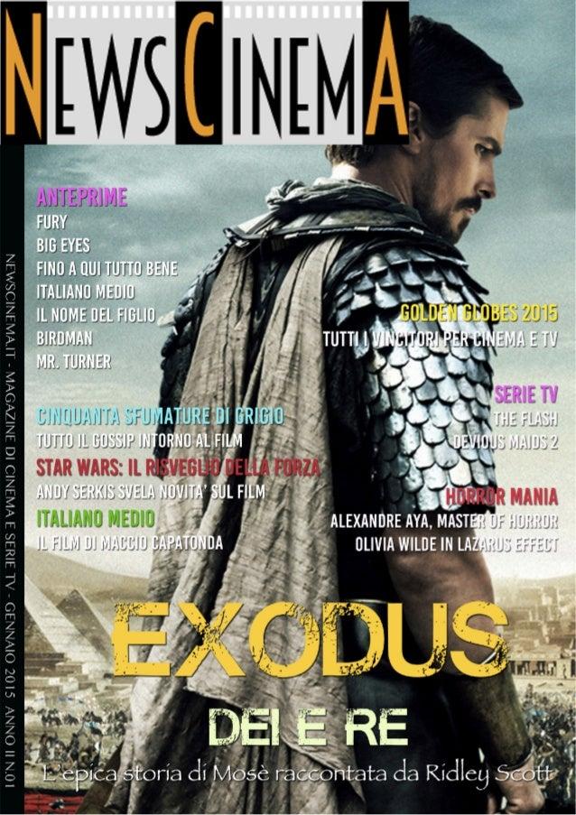 Newscinema Magazine