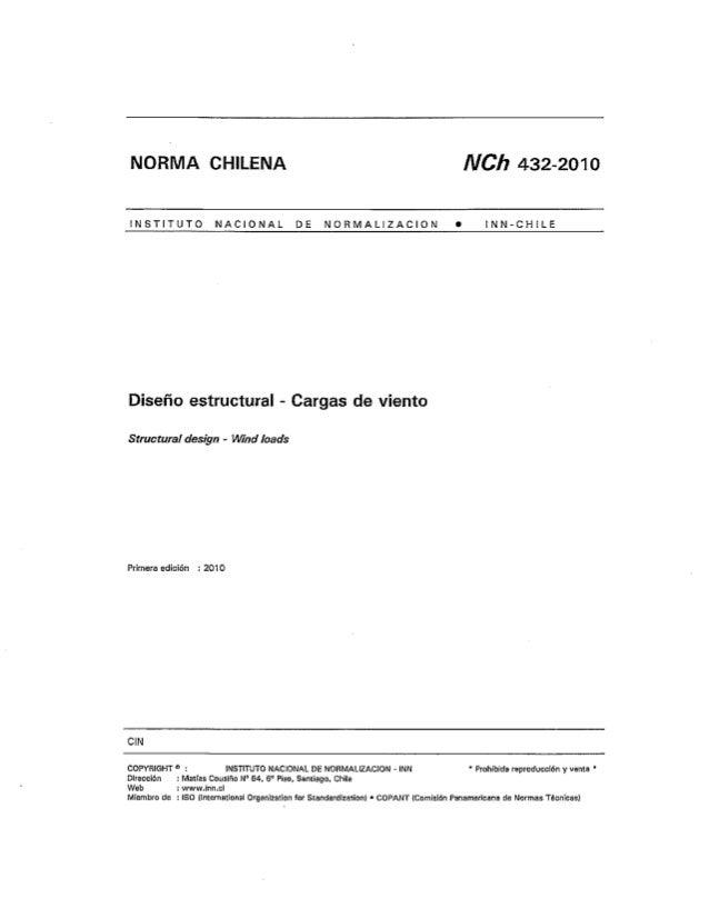 Nch 432 2010 diseño-estructural__cargas_de_viento
