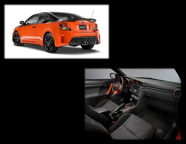 orange scion car n charlotte scion tc to get brand new scion release series