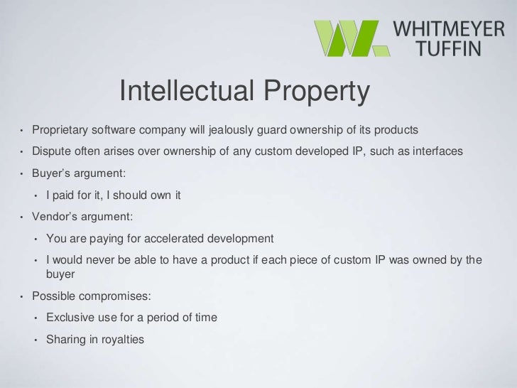 Developed A New Software In Healthcare Intellectual Property