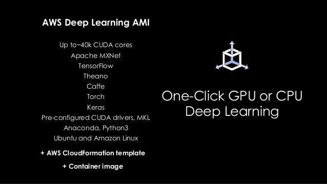 Machine Learning on the Cloud with Apache MXNet