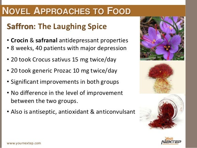 Antidepressant effect of keamperol, a constituent of saffron ...