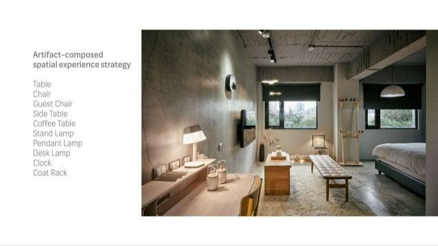 Design entrepreneurship in the hospitality industry play for Design hotel 69