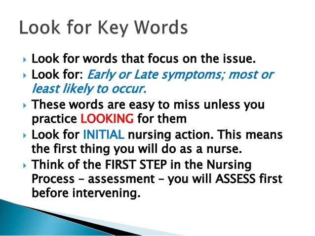 Test Taking Strategies for the NCLEX PN and NCLEX RN