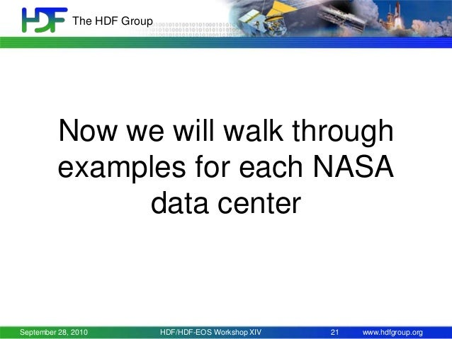Usage of NCL, IDL, and MATLAB to access NASA HDF4/HDF-EOS2/HDF-EOS5 d…