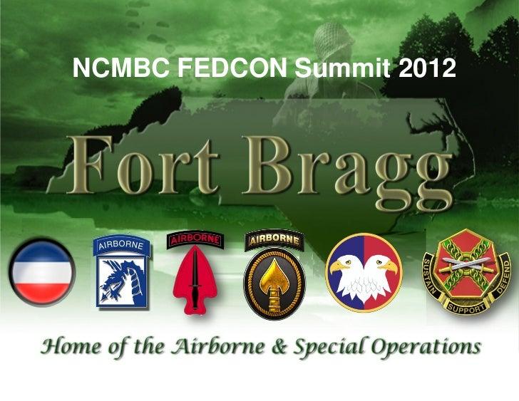 NCMBC FEDCON Summit 2012