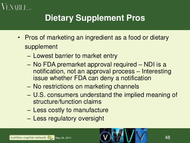 Bringing Your Supplements, Medical Foods and Pharmaceutical