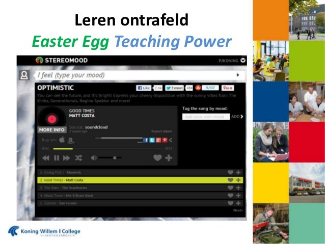 Leren ontrafeld Easter Egg Teaching Power