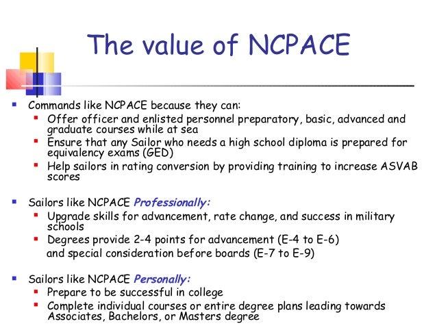 Ncpace crew brief 2010