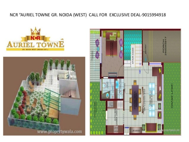 """NCR """"AURIEL TOWNE GR. NOIDA (WEST) CALL FOR EXCLUSIVE DEAL-9015994918"""