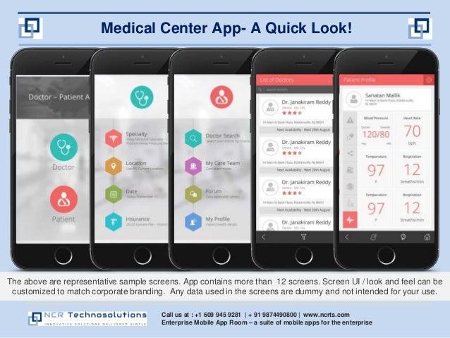 Boost Mobile Representative >> Mobile app for hospitals, medical centers, Doctor offices, laboratori…