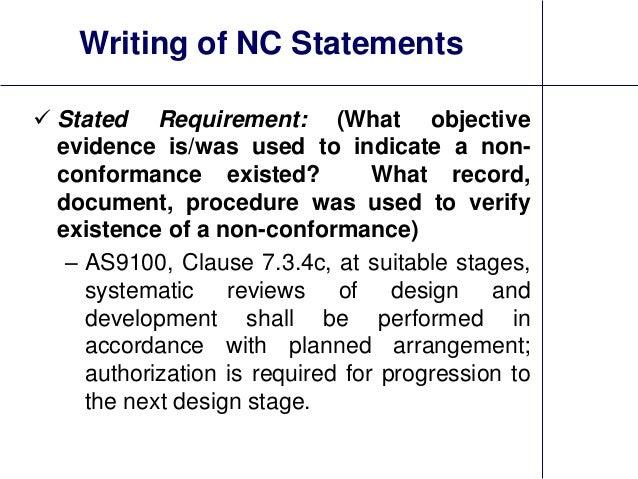 Ncr writing and_closure