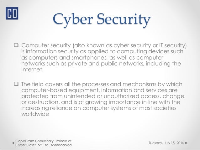 cyber security policies in the private Cyber security covers the security  private, and reliable manner cyber security means different things to  the security development lifecycle, policies and.